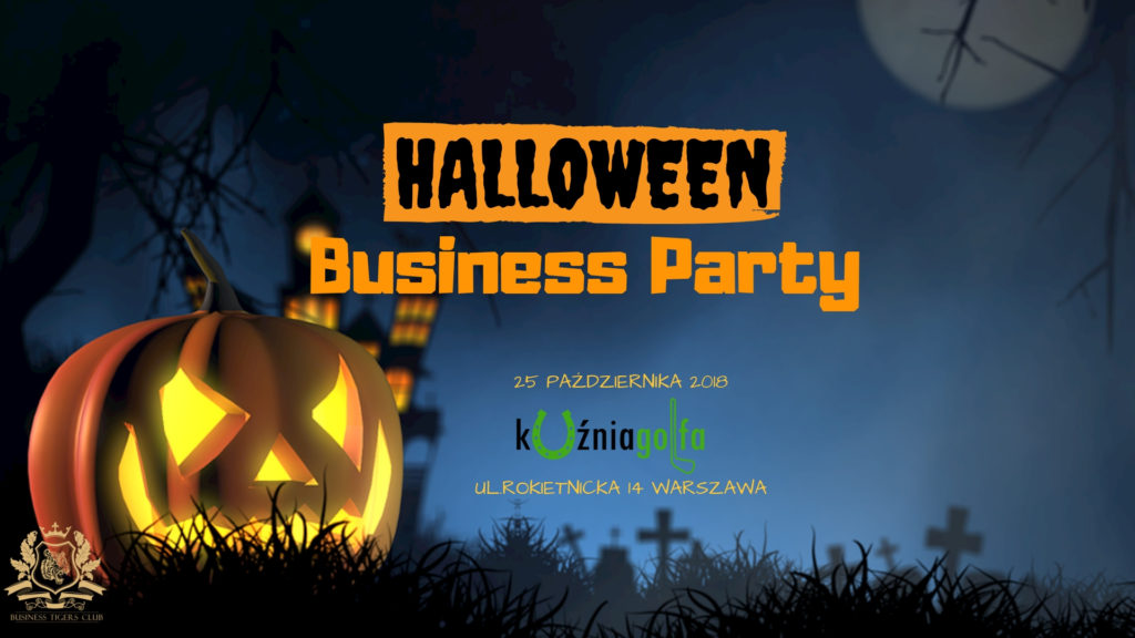 Business Halloween Party